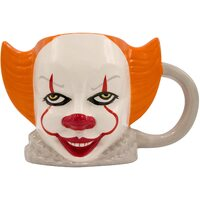 Pennywise Ceramic 3D Sculpted Mug