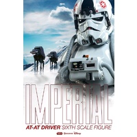 Star Wars - Imperial AT-AT Driver 1:6 Scale Action Figure