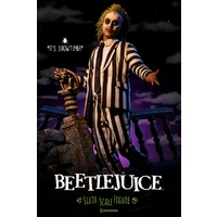 "Beetlejuice - 12"" 1:6 Scale Action Figure (Free Shipping)"