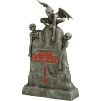 Beetlejuice - Tombstone Statue - Specialty Order
