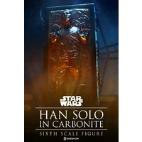 "Star Wars - Han Solo in Carbonite 12"" Figure"