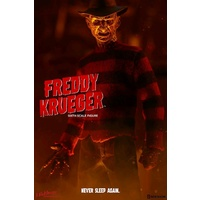 "A Nightmare on Elm Street - Freddy Krueger 12"" 1:6 Scale Action Figure (Free Shipping)"