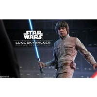 Star Wars - Luke Skywalker Episode V The Empire Strikes Back Premium Format 1:4 Scale Statue (Free Shipping)