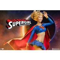 Superman - Supergirl Premium Format 1:4 Scale Statue (Free Shipping)