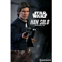 Star Wars - Han Solo Premium Format 1:4 Scale Statue (Free Shipping)