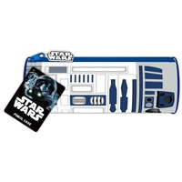 Star Wars R2D2 Barrel Pencil Case