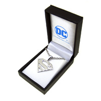 DC Comics - Superman Stirling Silver Pendant