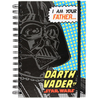 Star Wars - Darth Vader Hardcover A5 Notebook