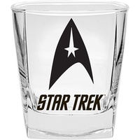 Star Trek Spirit Glasses Set of 2