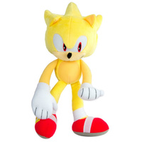 Sonic the Hedgehog Collector Series 30cm Plush Assortment 4 - Super Sonic