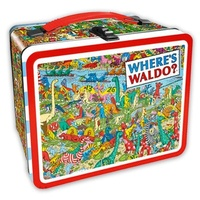 Where's Waldo Fun Lunch Box