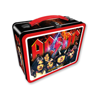 ACDC: AC/DC Highway To Hell Tin Carry All Fun Box Lunch Box
