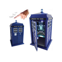 DOCTOR WHO TARDIS TAP SAFE
