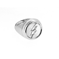 DC Comics - The Flash Stirling Silver Ring