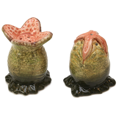 Alien Egg Salt & Pepper Shakers
