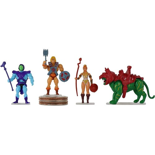 Masters of the Universe - World's Smallest Masters of the Universe Micro Action Figures