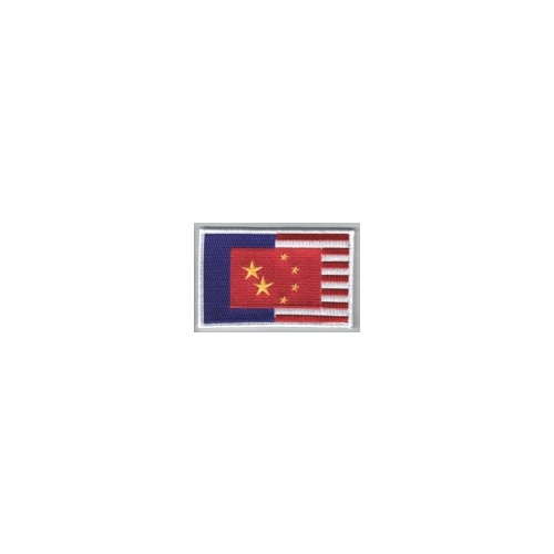 Firefly / Serenity Sino-American Alliance Flag Patch