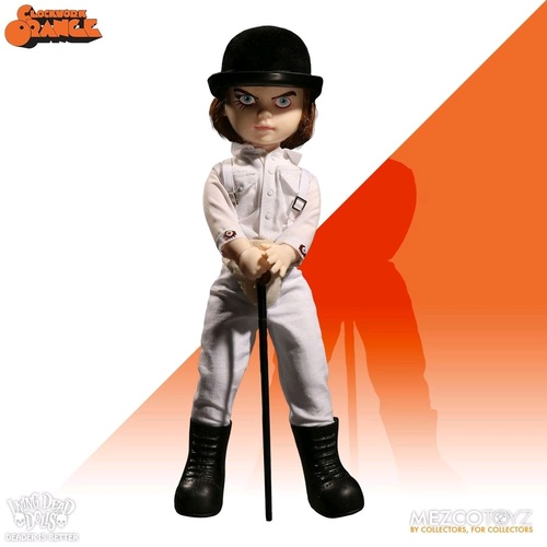 "Living Dead Dolls - 10"" A Clockwork Orange Doll"